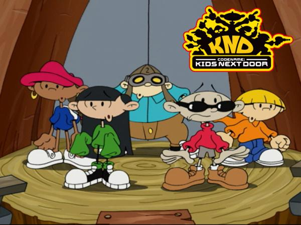 Knd ハチャメチャ大作戦:最後の任務を語れ 番組詳細 カートゥーン ネットワーク 海外アニメと無料
