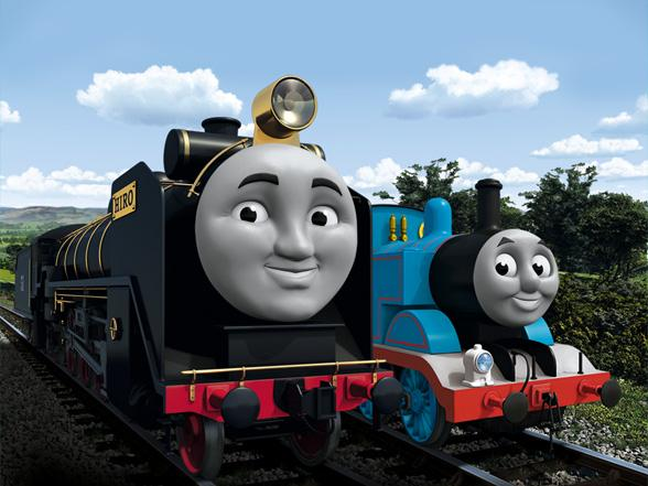 きかんしゃトーマスがリニューアル 新シリーズにケニア出身、黒人の難民ホームレス機関車「ニア」が仲間入り  [176626128]YouTube動画>4本 ->画像>27枚
